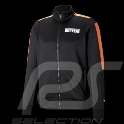 Veste Jacket Jacke Porsche 911 Puma Softshell Tracksuit Noir / Orange - homme