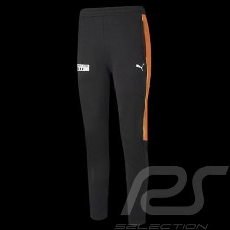 Pantalon Pants Hose Porsche 911 Puma Slim Softshell Tracksuit Noir / Orange - homme