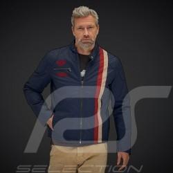 Veste Jacket Jacke Gulf washed Bleu Marine - homme