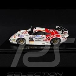 Porsche 911 GT1 type 993 n° 30 Le Mans 1997 1/43 Spark S5607