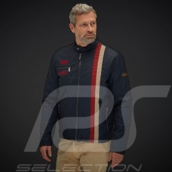 Gulf Jacket Replica Washed Navy blue - men
