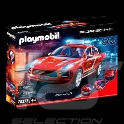 Porsche Macan S Firefighter with figurine Playmobil WAP0401100MPMF