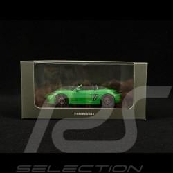 Porsche 718 Boxster GTS 4.0 2020 Python green 1/43 Minichamps WAP0202080L