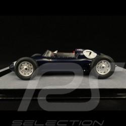 Porsche 718 F2 n° 7 Vainqueur B.A.R.C championship 1960 1/18 Tecnomodel TM18-136B