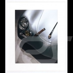 Luxusrahmen Wandkunst 356 Carrera Haube 85 x 105 cm