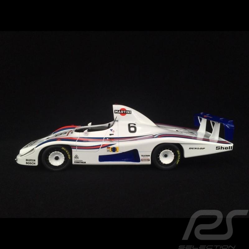 Porsche 936 24h Le Mans 1978 n° 6 Martini 1/18 Solido S1805601