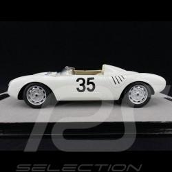 Porsche 550 A n° 35 Le Mans 1957 1/18 Tecnomodel TM18-141A