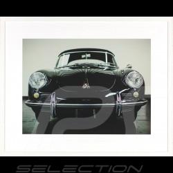 Luxusrahmen Wandkunst 356 Classic car 85 x 105 cm