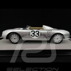 Porsche 550 A n° 34 Le Mans 1957 1/18 Tecnomodel TM18-141B