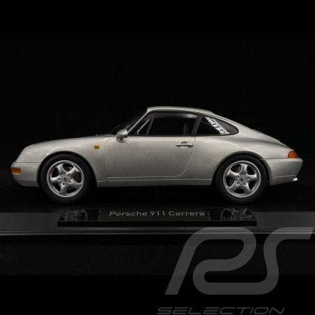 Porsche 993 Carrera Coupé 1993 grey 1/18 Norev 187591