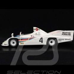 Porsche 936 /77 Spyder Vainqueur Winner Sieger Le Mans 1977 n° 4 Martini 1/18 Spark 18LM77