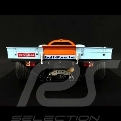 Porsche 917 K 24h du Mans 1970 n° 22 Gulf Racing Hobbs Hailwood 1/18 Spark18S419