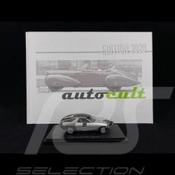 """Set Livre Autocult edition 2020 & Porsche 928 PES """"type 960"""" 1/43 Autocult ATC99120"""
