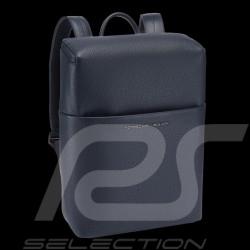Sac à dos Porsche  / Sac ordinateur portable Cuir Cervo 2.1 SVZ Bleu graphite Porsche Design 4090002954