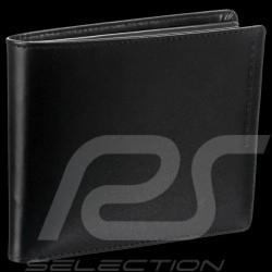 Portefeuille Porsche Design Classic Line 2.1 H10 Porte-cartes 3 volets Noir 4090002487 wallet Geldbörse
