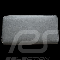 Porsche wallet money holder Grey Leather French Classic 2.0  H15z Porsche Design 4090000022