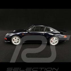 Porsche 911 Carrera RS type 993 bleu nuit midnight blue nachtblau1995 1/18 GT Spirit GT314