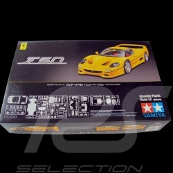Kit Ferrari F50 Yellow Version 1/24 Tamiya 24297