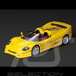 Kit Ferrari F50 Yellow Version 1/24 Tamiya 24297