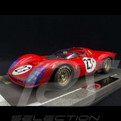 Ferrari 330 P3 24H Le Mans 1966 Finish Line 1/18 BBR Models BBRC1849ADIRTY