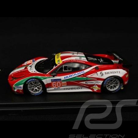 Ferrari 458 Italia AF Corse n° 60 LM GTE Am Le Mans 2014 1/43 Looksmart LSLM05