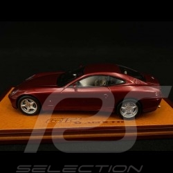 Ferrari 612 Scaglietti 2004 red metallic 1/43 Red Line RL020