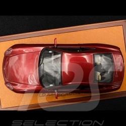Ferrari 612 Scaglietti 2004 red metallic 1/43 Red Line RL020