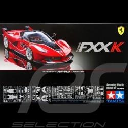 Maquette Kit Ferrari FXX K 1/24 Tamiya 24343