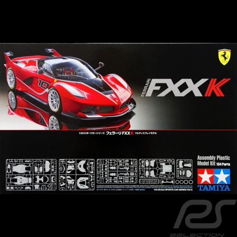 Kit Ferrari FXX K 1/24 Tamiya 24343