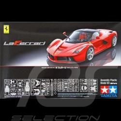 Maquette Kit Ferrari LaFerrari 1/24 Tamiya 24333