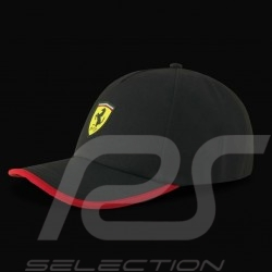 Casquette Ferrari Race by Puma noire Hat Cap Kappe