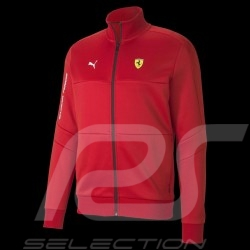 Ferrari Jacket T7 Rosso Corsa by Puma Softshell Tracksuit Red - Men