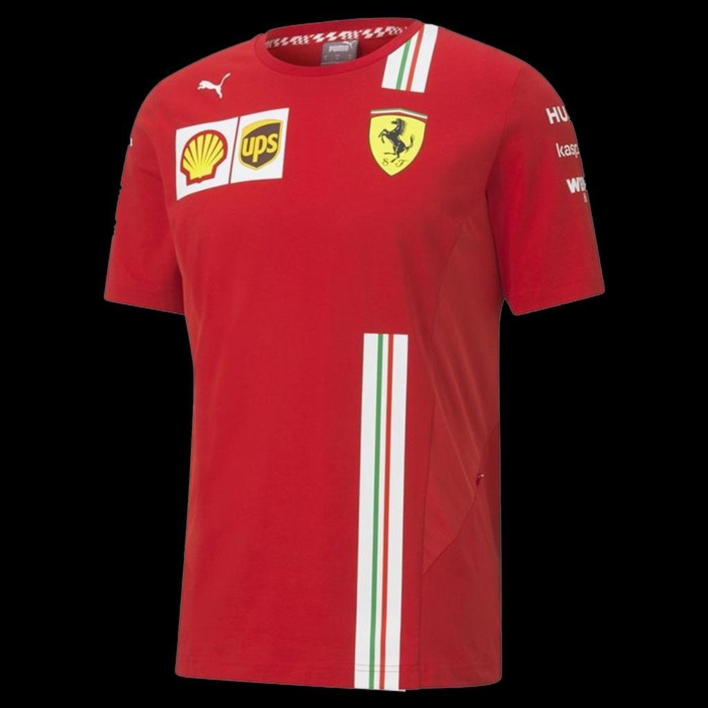 Ferrari T Shirt Red Ferrari Team By Puma Collection Men Selection Rs