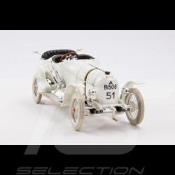 Ferdinand Porsche Austro Daimler Prinz Heinrich 1910 white 1/18 fahrTraum 3003
