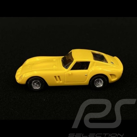 Ferrari 250 GTO 1962 yellow 1/87 Busch 42602
