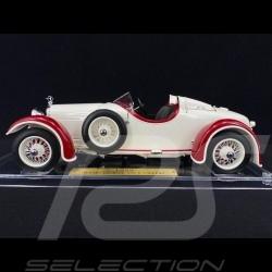Ferdinand Porsche Austro Daimler ADR 6 Sport Torpedo 1929 blanc 1/18 fahrTraum 3216