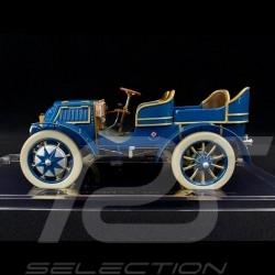 Ferdinand Porsche Lohner Porsche Mixte 1901 bleu blue blau 1/18 fahrTraum 3004