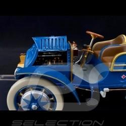 Ferdinand Porsche Lohner Porsche Mixte 1901 blue 1/18 fahrTraum 3004