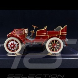 Ferdinand Porsche Lohner Porsche Mixte 1901 rouge 1/18 fahrTraum 3107