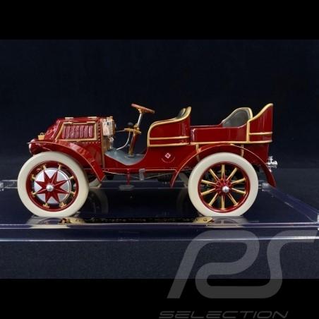 Ferdinand Porsche Lohner Porsche Mixte 1901 rot 1/18 fahrTraum 3107