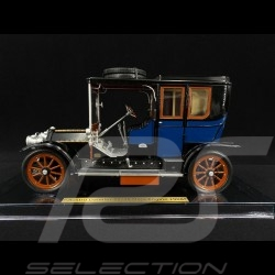 Ferdinand Porsche Austro Daimler 28/32 Maja 1908 bleu blue blau 1/18 fahrTraum 3008