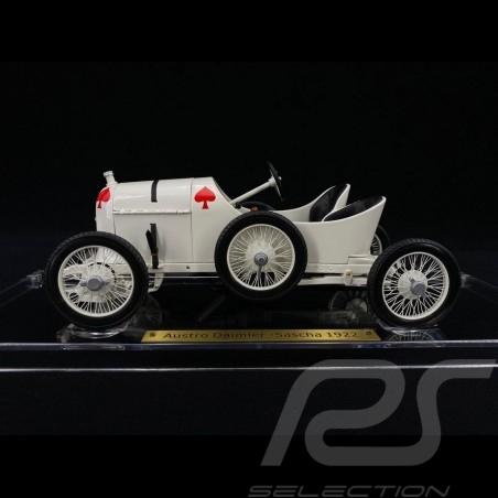 Ferdinand Porsche Austro Daimler Sascha 1922 blanc white weiß 1/18 fahrTraum 3061