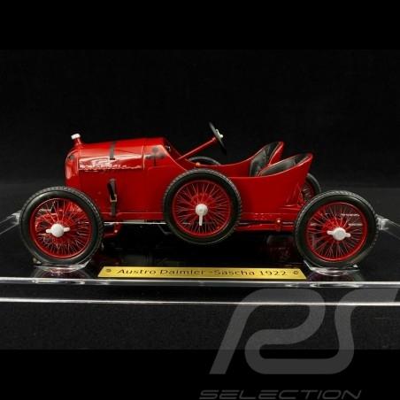 Ferdinand Porsche Austro Daimler Sascha 1922 rouge red rot 1/18 fahrTraum 3009