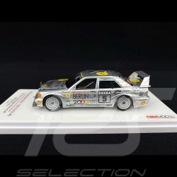 Mercedes Benz E190 Evo2 n° 5 AMG Berlin 2000 DTM 1992 1/43 True Scale TSM124350