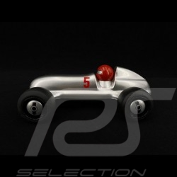 Vintage racing car for children Red / Silver Schuco 450987000