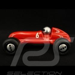 Voiture de course Vintage Rouge / Noire pour enfant Schuco 450987100 Vintage racing car for children Rennwagen für Kinder