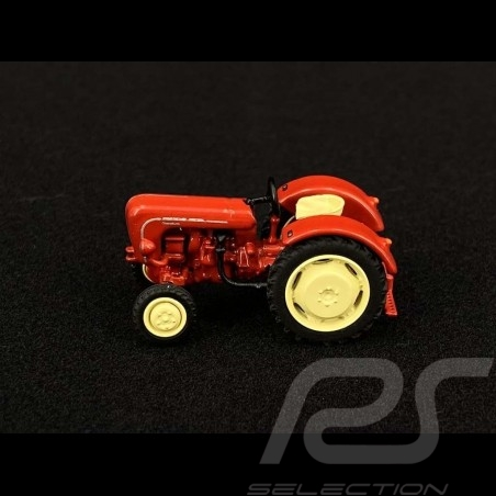 Porsche Diesel Standard Tracteur rouge 1/87 Schuco 452641500