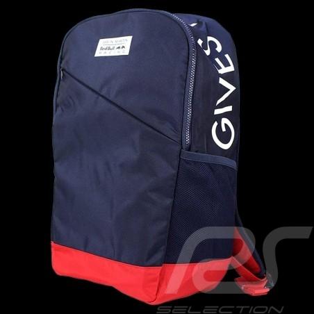 Sac à dos Aston Martin RedBull Racing Backpack Rucksack Bleu marine / Rouge