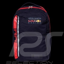 Sac à dos Aston Martin RedBull Racing by Puma backpack rucksack Bleu marine