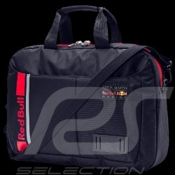 Sac Aston Martin RedBull Racing Laptop / Messenger by Puma Bleu marine